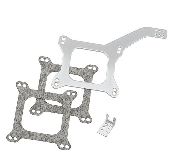 6035 - Carbuertor Linkage Plate - Square Bore Image