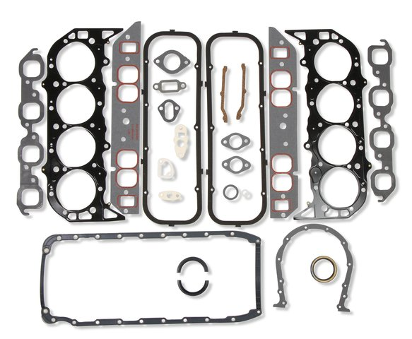 6103G - Premium Engine Overhaul Kit - MLS Head Gaskets - Big Block Chevy - Oval Port Image