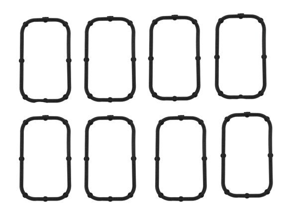 61052G - Intake Manifold Gasket Set - Molded O-Ring Style Seals - GM Small Block Gen III/IV (LS Based) - Fits LS7 Heads Image
