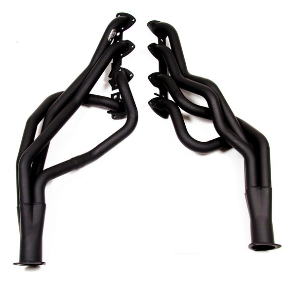 6130-3HKR - Hooker Super Competition Full Length Header - Black Ceramic Coated Image