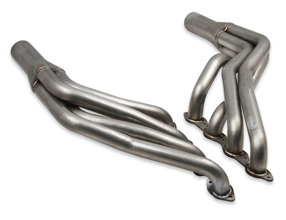 6234-2HKR - Hooker RacingHeart Big Block Chevy Swap Long Tube Headers – Natural 304 Stainless - additional Image
