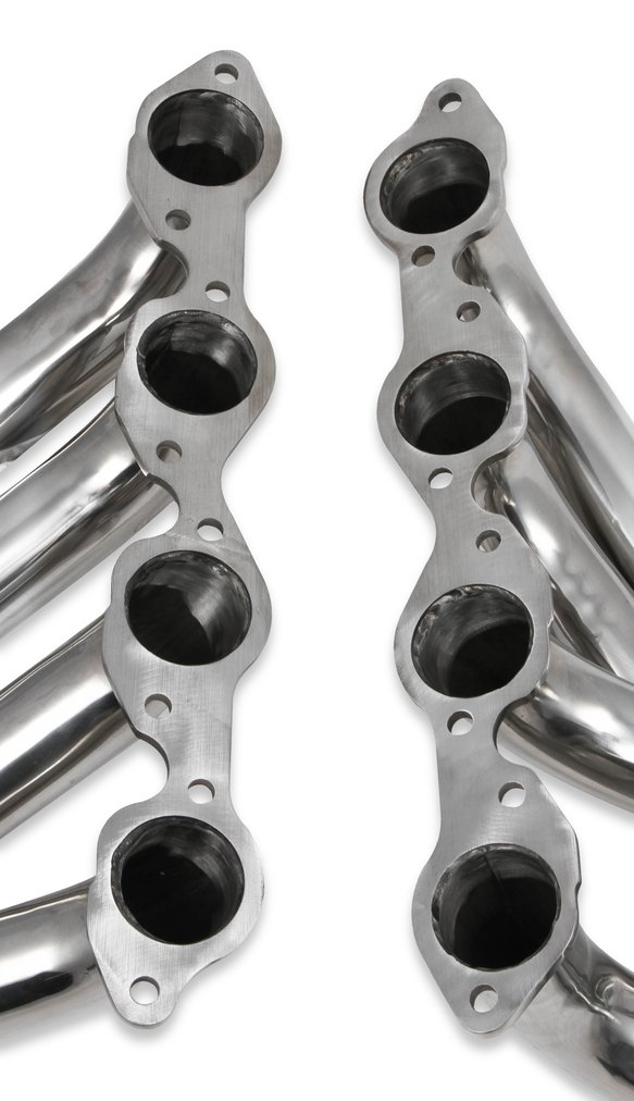 6234-3HKR - Hooker RacingHeart Big Block Chevy Swap Long Tube Headers – Polished 304 Stainless - additional Image