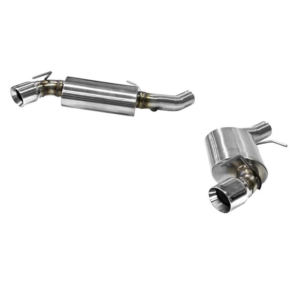 6350026 - Hurst Elite Series Axle-back Exhaust System Image