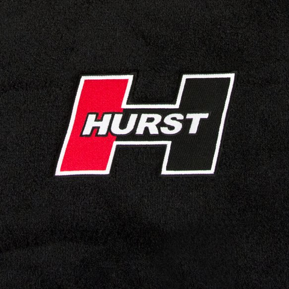 6370000 - Hurst Elite Series Logo Floor Mat Set - additional Image