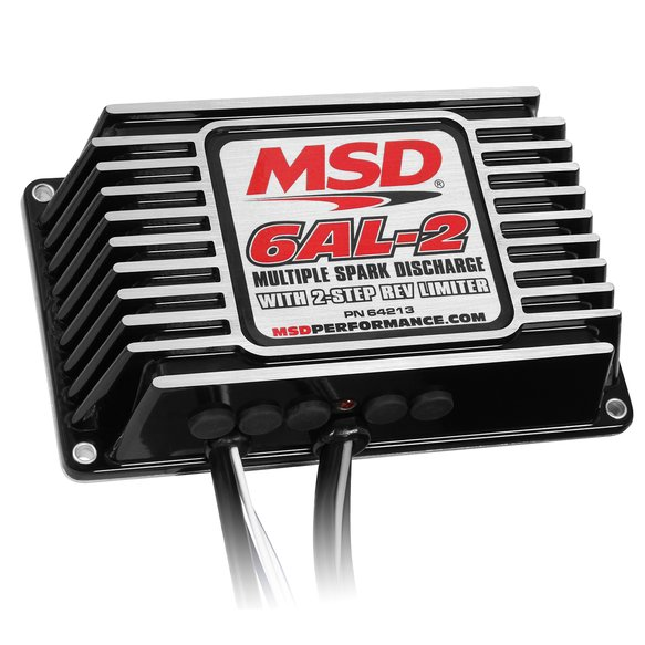 64213 - MSD 6AL-2 Ignition Control-Black Image