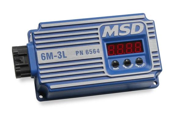 6564 - MSD Digital 6M-3L Marine Ignition Image