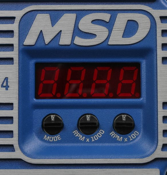 6564 - MSD Digital 6M-3L Marine Ignition - additional Image