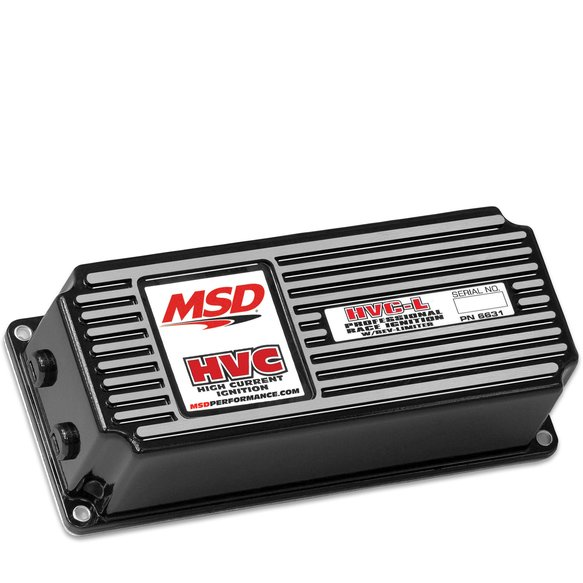6631 - MSD 6 HVC, Professional Race with Fast Rev Limiter Image