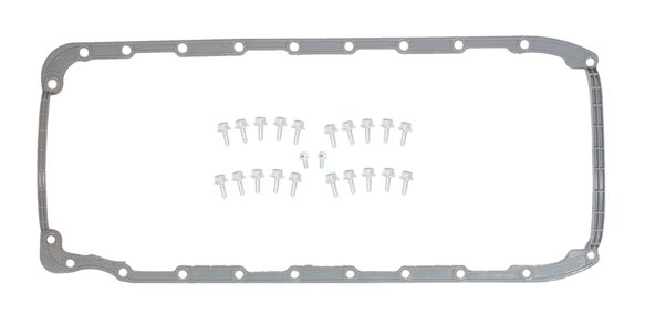 6663G - Mr. Gasket Oil Pan Gasket - Molded Rubber Image