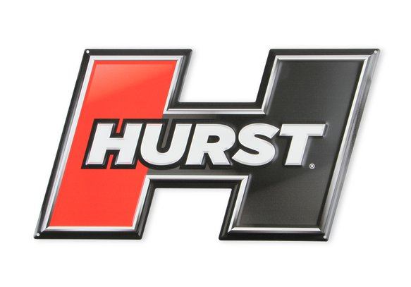 669966 - Hurst Metal Sign Image