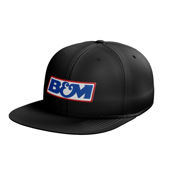 669987 - B&M Snap-Back Hat Image