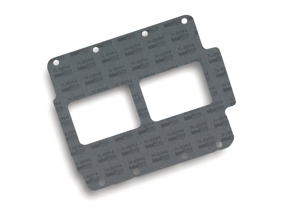 671G - Mr. Gasket Blower Base Gasket with Screen Image
