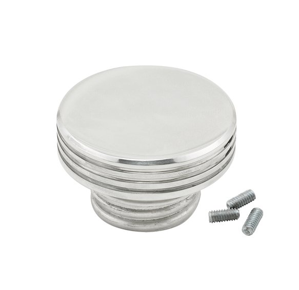 6723G - Mr. Gasket Oil Cap Cover - Billet Aluminum Image
