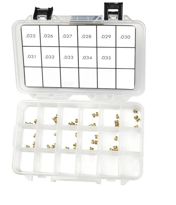 BR-67246 - Air Bleed Assortment Kit .065