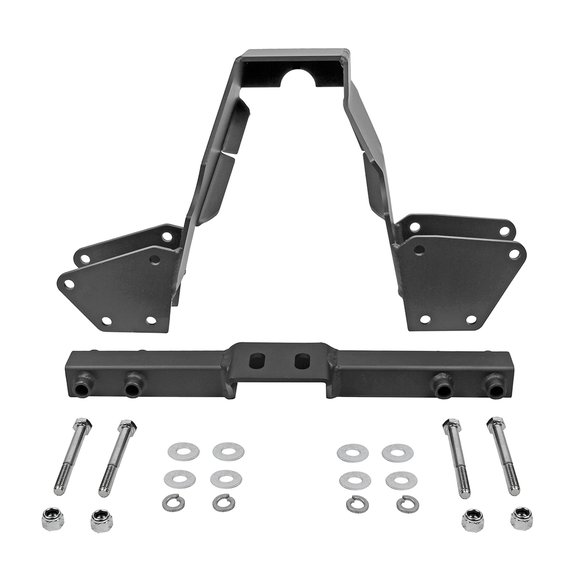 67520001 - Hurst Transmission Crossmember & Floor Brace for 1967-1976 Mopar A-bodies Image