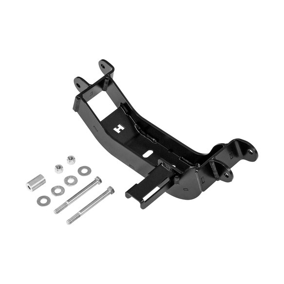 67530003 - Hurst Transmission Crossmember - 64-66 Mustang with Tremec T5 Transmission Image