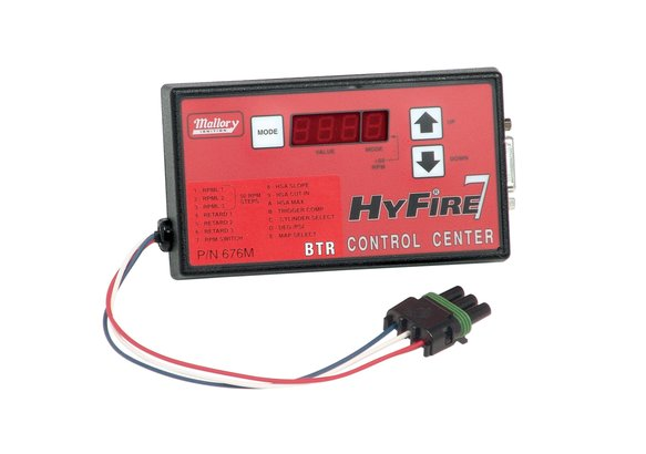 676M - Ignition Controller - HyFire 7C BTR - Pro Control Center Image