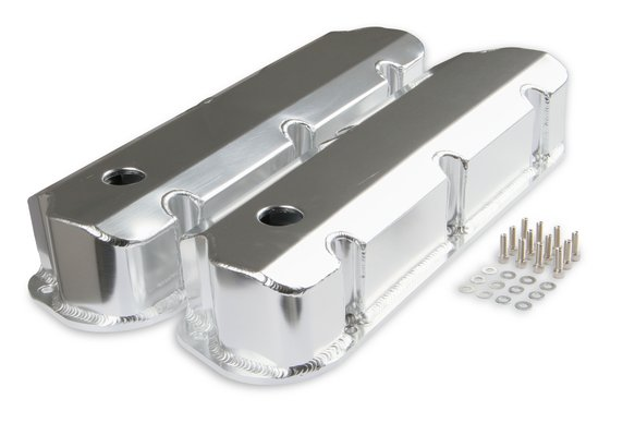 6824G - Mr. Gasket Fabricated Aluminum Valve Covers Image