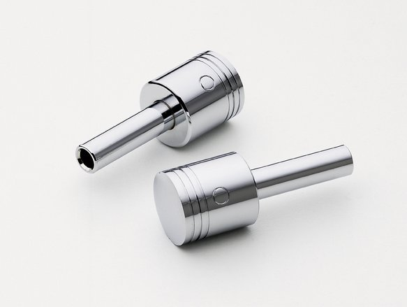 6885G - Door Lock Knobs - Piston Shaped - Universal Image
