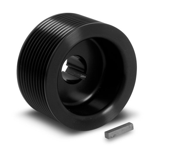 6892 - Weiand Powercharger Drive Pulley - 10-Rib, 3.23