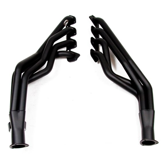 6913-3HKR - Hooker Competition Full Length Header - Black Ceramic Coated Image