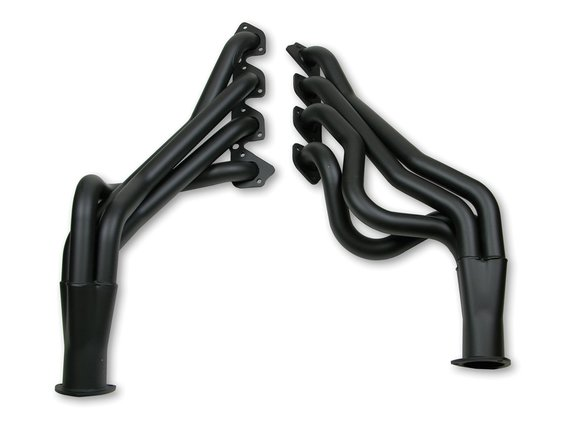 6915-3HKR - Hooker Competition Full Length Header - Black Ceramic Coated Image