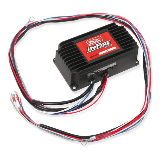695 - Mallory HyFire PRO Ignition Box - default Image