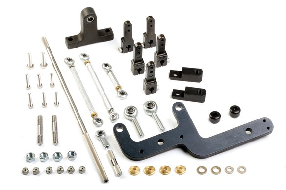 6980 - Weiand 256 Supercharger Carb Linkage Kit Image