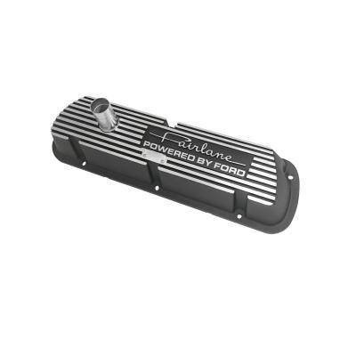 6A582-FL - Scott Drake Fairlane Aluminum Valve Covers (Pair) Image