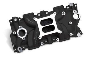 701-1BDQFT - Black Diamond SBC Intake Manifold Image