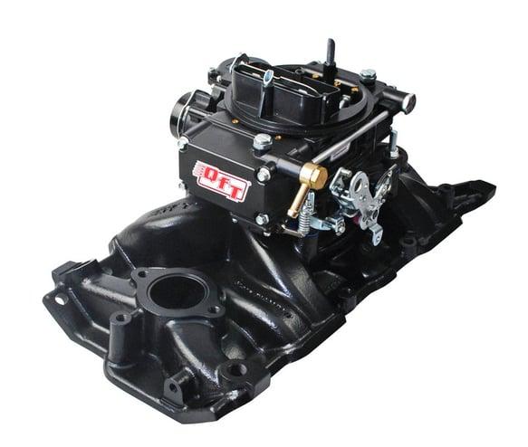 Quick Fuel 701-1BDQFT Black Diamond SBC Intake Manifold