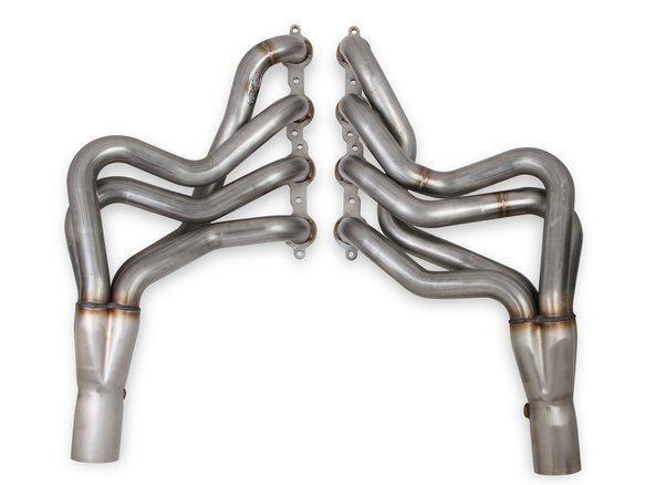 70101316-RHKR - Hooker BlackHeart Long Tube Headers - Stainless Image