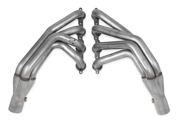70101317-RHKR - Hooker BlackHeart Long Tube Headers - Stainless Steel Image