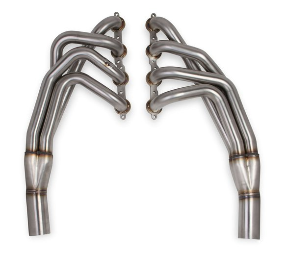 70101338-RHKR - Hooker BlackHeart Long Tube LS Swap Headers - DSE Image