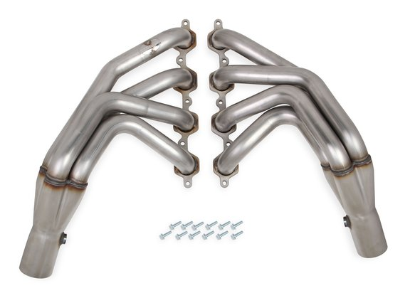 70101322-RHKR - Hooker BlackHeart Long Tube Header-Stainless Steel Image