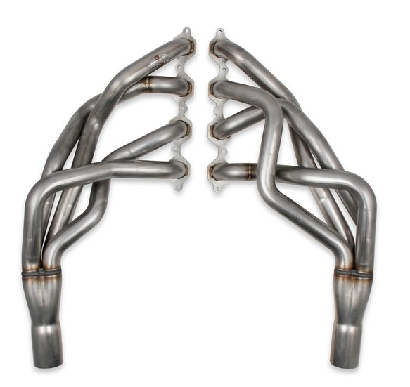 70101352-RHKR - Hooker BlackHeart Long Tube Headers - Natural Image