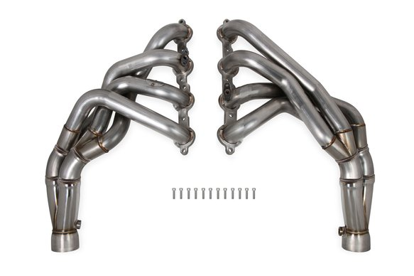 70101357-RHKR - Hooker BlackHeart Tri-Y Long Tube Headers Image