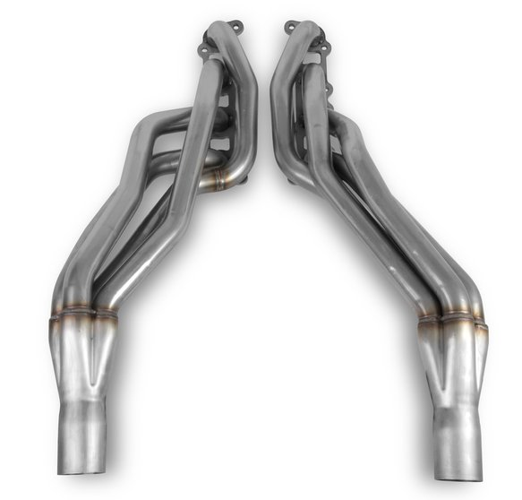 70103302-RHKR - Hooker BlackHeart Long Tube Headers - Stainless Image