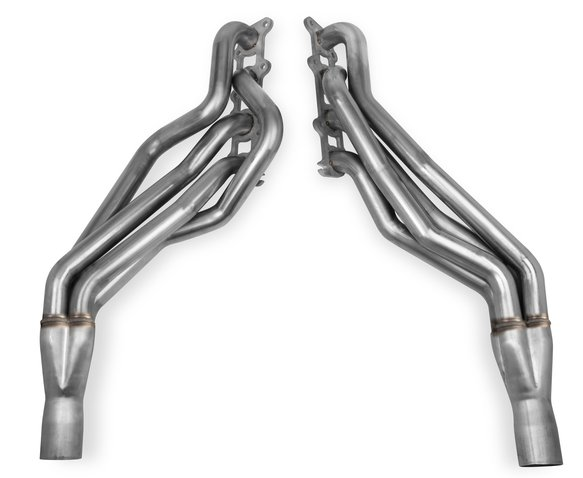 70103305-RHKR - Hooker BlackHeart Long Tube Coyote Headers - Stainless Image