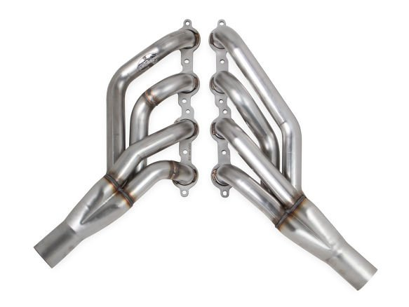 70201308-RHKR - Hooker BlackHeart Mid-Length LS-Swap Header - Stainless Steel Image