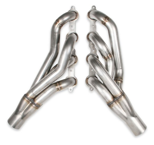70201316-RHKR - Hooker BlackHeart Mid Length Headers – Stainless Steel Image