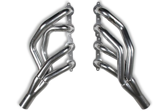 70201505-1HKR - Hooker BlackHeart Competition Mid-Length Header - Ceramic Coated Image
