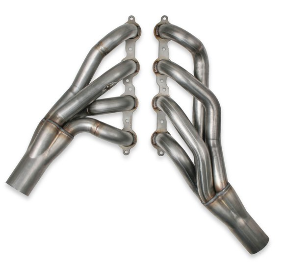 70201304-RHKR - Hooker BlackHeart LS Swap Mid-Length Headers - Stainless Image