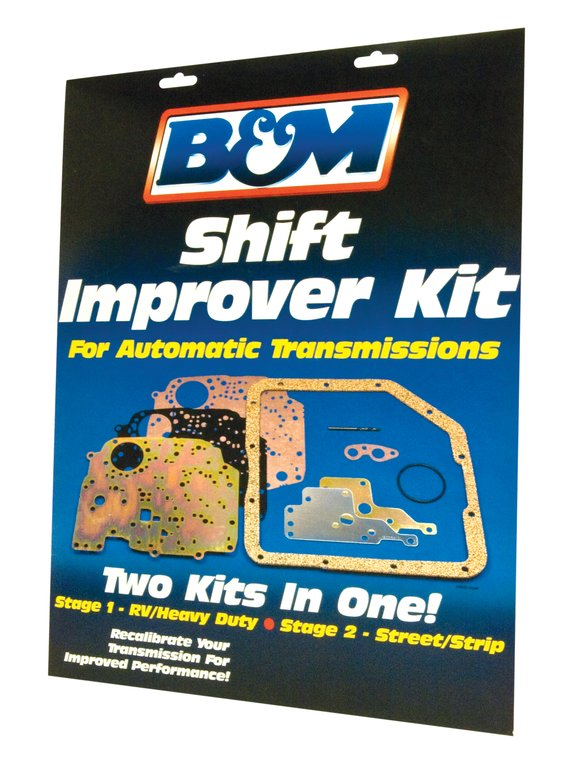 70239 - B&M Shift Improver Kit - GM TH700R4/4L60 Transmissions - additional Image