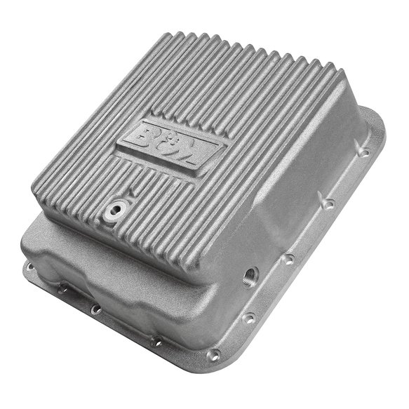70260 - B&M Hi-Tek Deep Trans Pan for GM 700R4, 4L60/E & 4L65E Transmissions - additional Image