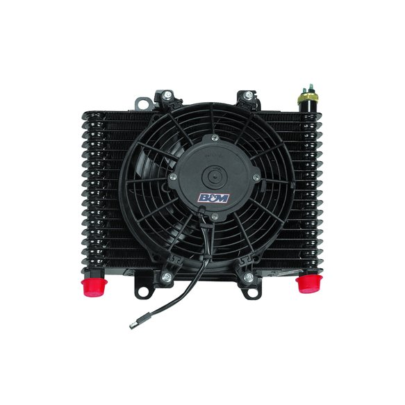 70297 - B&M Hi-Tek SuperCooler with Fan - Large Image