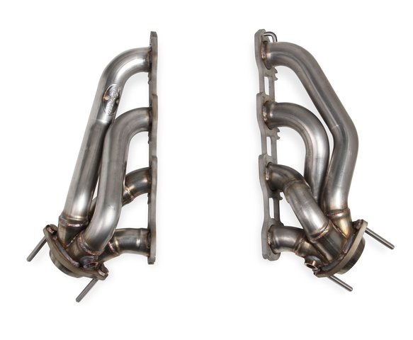 70302303-RHKR - Hooker BlackHeart Shorty Headers - Stainless Image
