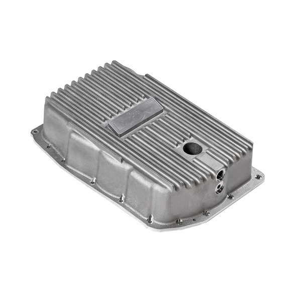 70391 - B&M Hi-Tek Deep Trans Pan for 2010-15 Camaro SS with 6L80E Transmission - additional Image
