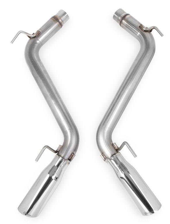 70401303-RHKR - Hooker BlackHeart Axle-Back Exhaust Image