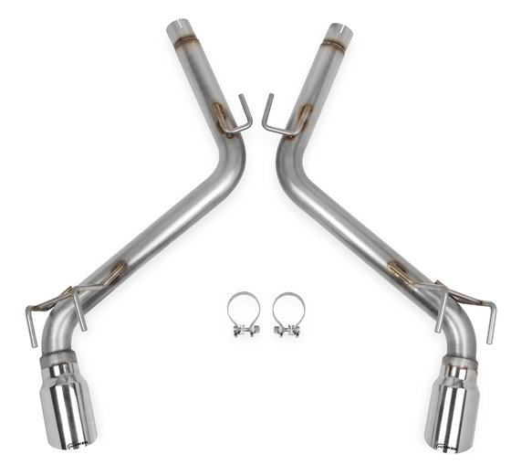 70401308-RHKR - Hooker BlackHeart Axle-Back Exhaust Image
